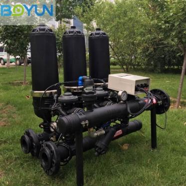 农用灌溉过滤器 全自动反冲洗过滤器