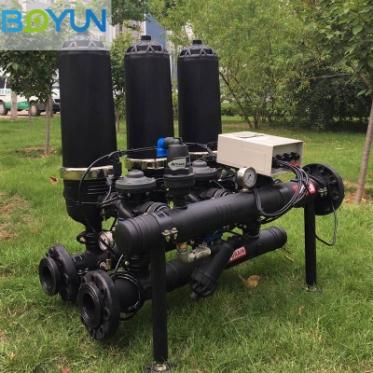 全自动反冲洗过滤器 农业灌溉用前置过滤器